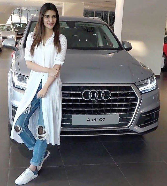 Kriti Sanon Car Collection: