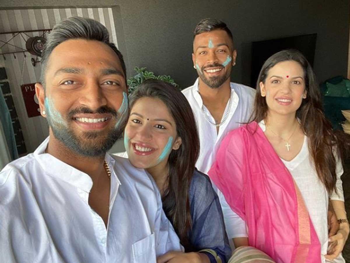 Krunal Pandy Krunal Pandy Family: ONES