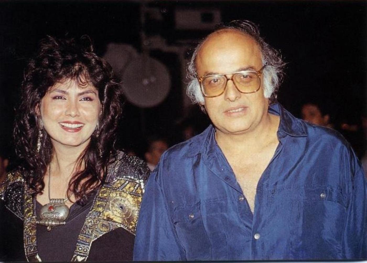 Mahesh Bhatt Kiran Bhatt (divorced)