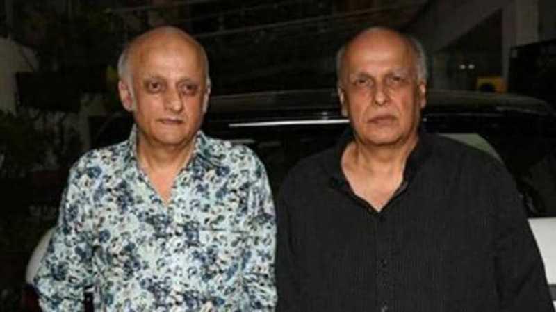 Mahesh Bhatt and Mukesh Batt