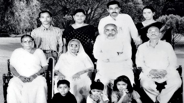 Narendra Modi Family: