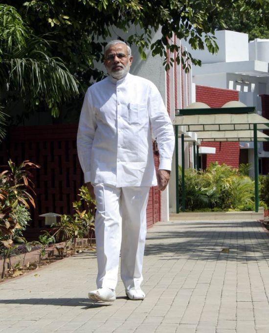 Narendra Modi Body Measurements, Height, & Weight: