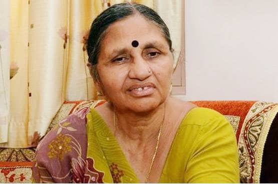Narendra Modi's Sister Vasantiben Hasmukhlal Modi