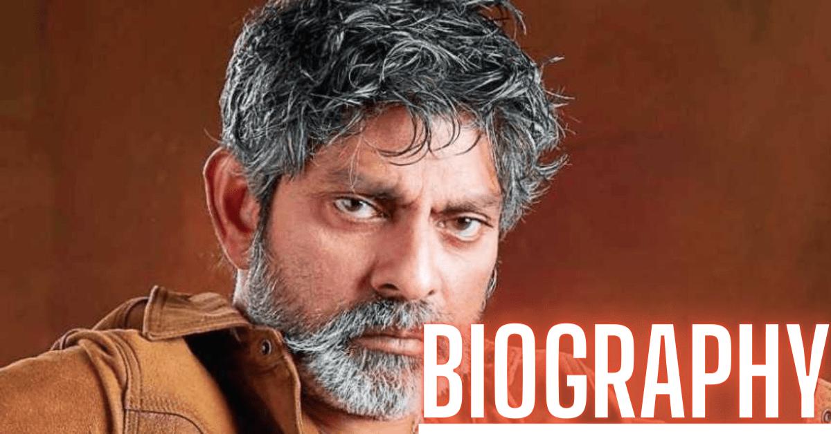 Jagapathi Babu Biography
