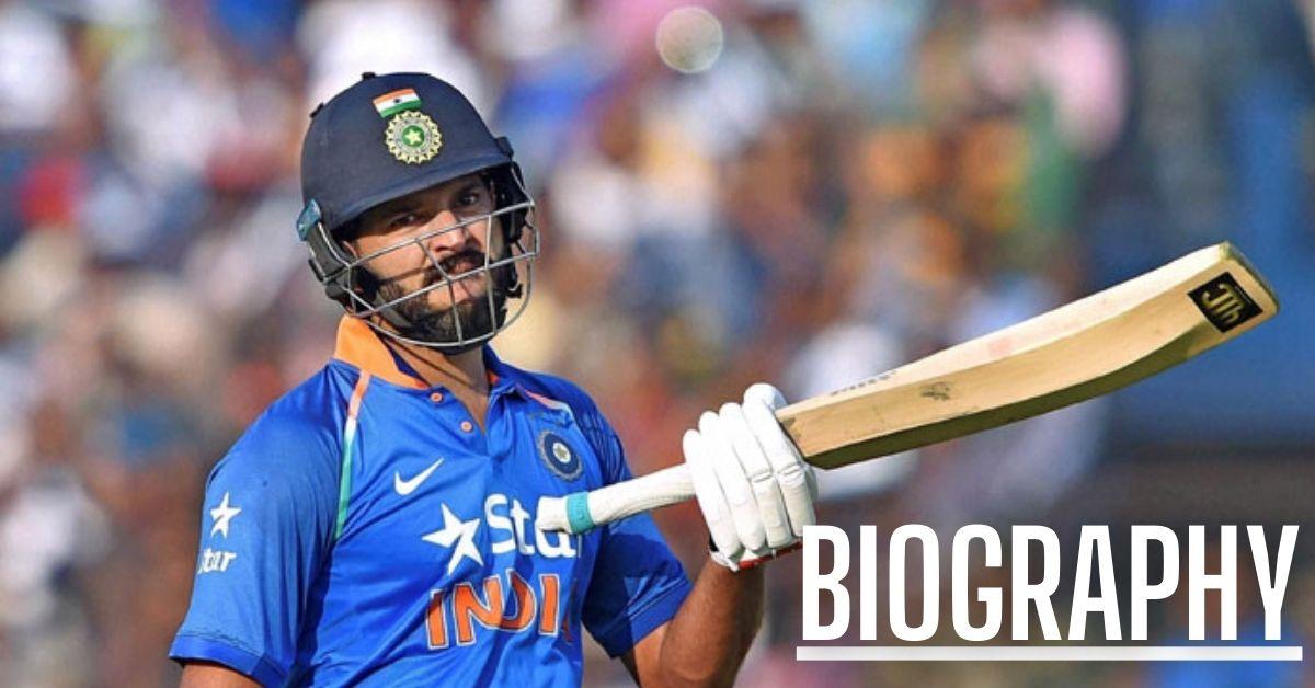 Yuvraj Singh Biography