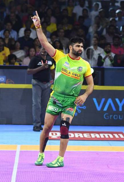 Pardeep Narwal Body Measurements, Height, & Weight: