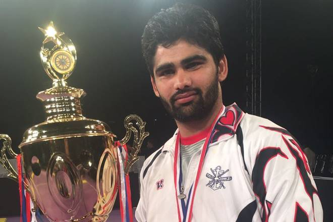 Pardeep Narwal Awards and Achievements: