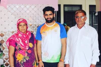 Pardeep Narwal Father :-Mr. DharmbirNarwal Mother :-Mrs. Birmati Devi.