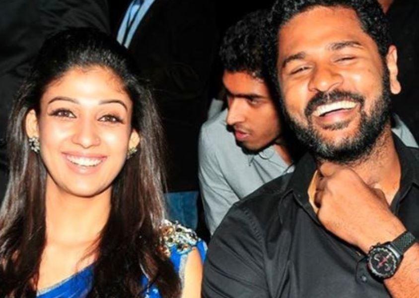 Prabhu Deva and Nayanthara, Actor (Ex-Girlfriend)