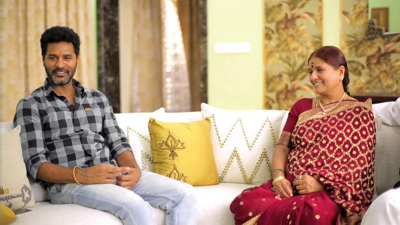 Prabhu Deva and Mahadevamma