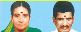 Rajnikanth FAther and mother