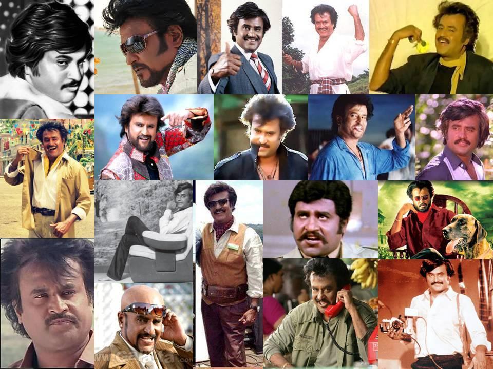 Rajinikanth Work In Films: