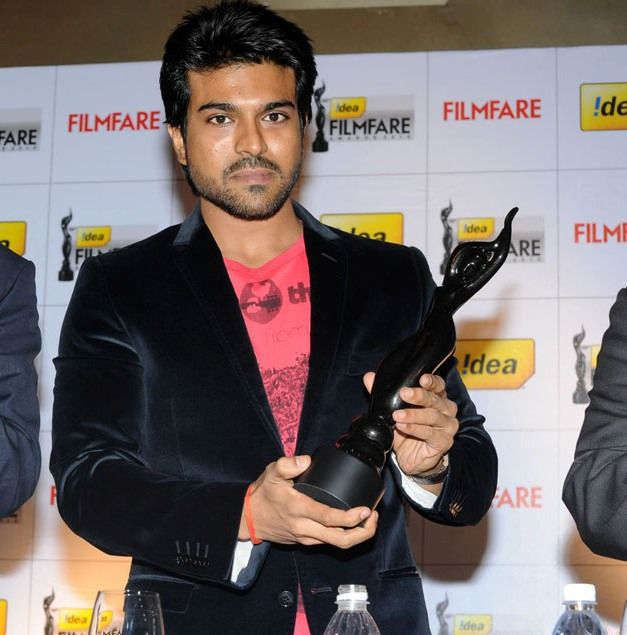 Ram Charan Awards and Achievements: