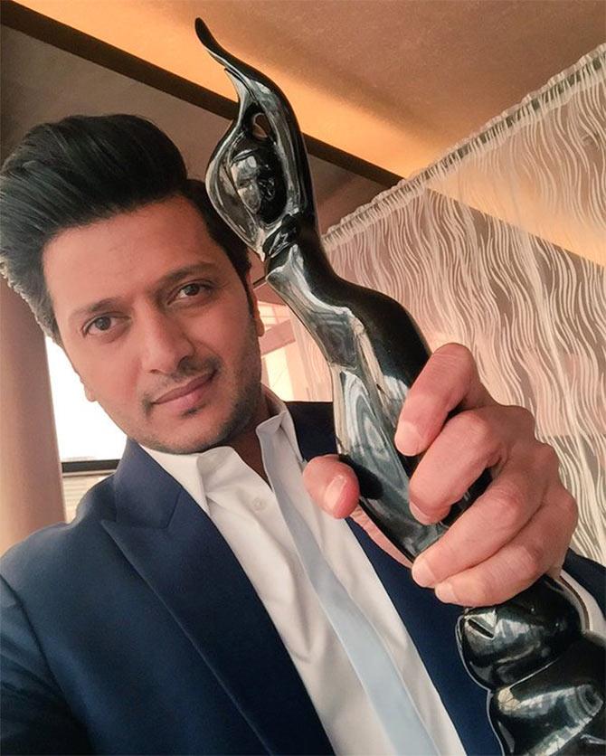 Riteish Deshmukh Awards and Achievements: