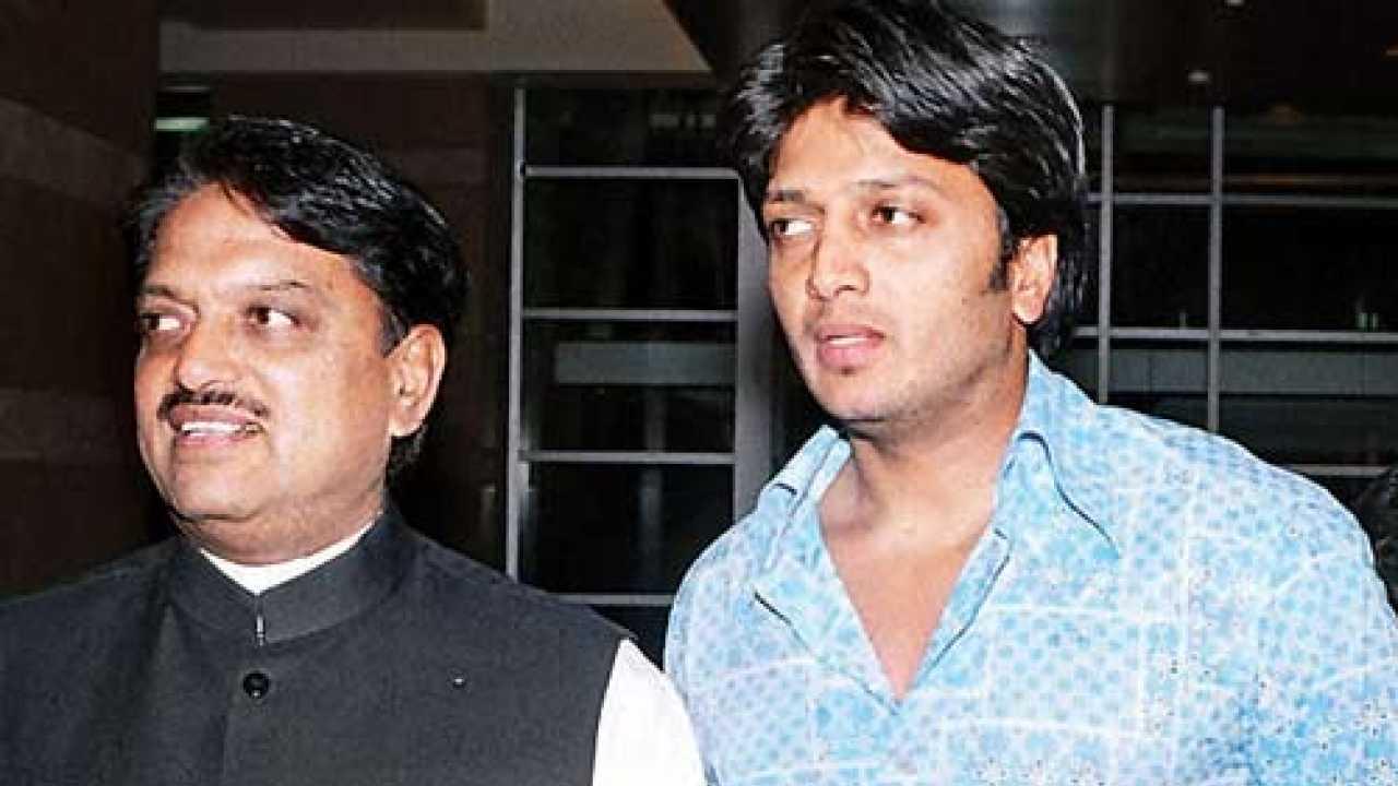Riteish Deshmukh Late Vilasrao Deshmukh (Politician, died in 2012)
