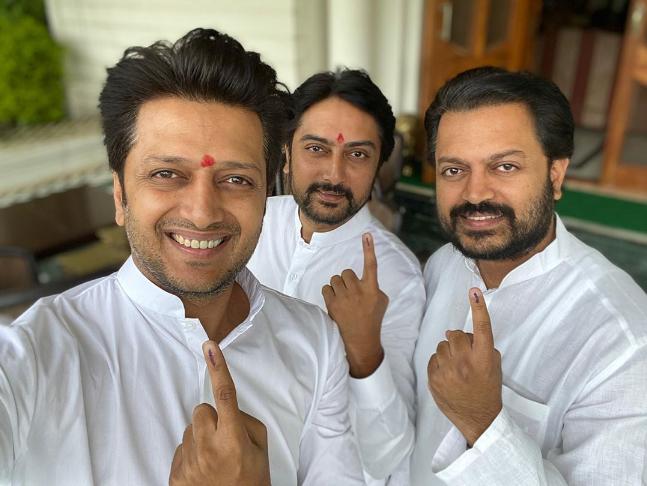 Riteish Deshmukh brothers