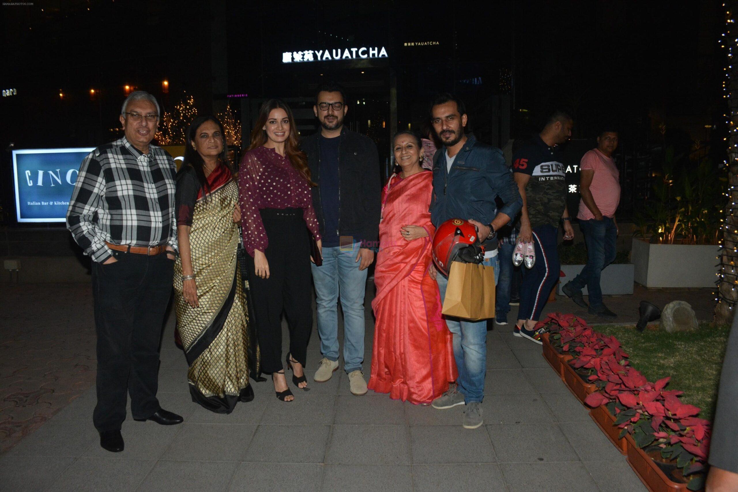 Sahil Sangha Family: