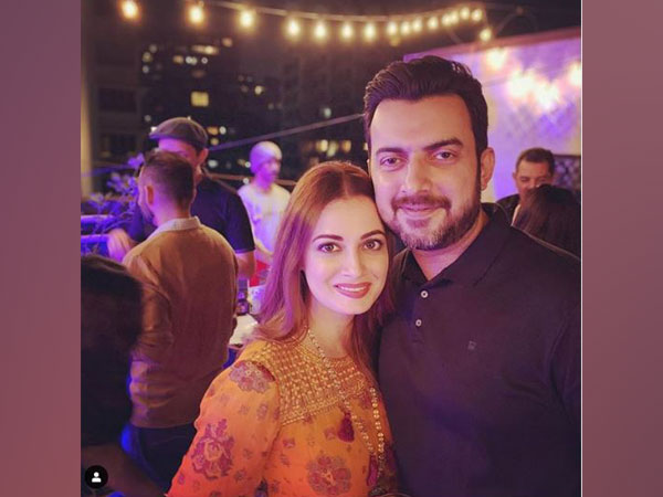 Sahil Sangha Affair :-Dia Mirza (Actress)