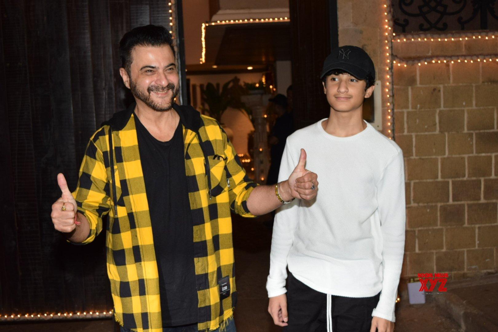 Sanjay Kapoor Son (s) :- Jahaan Kapoor