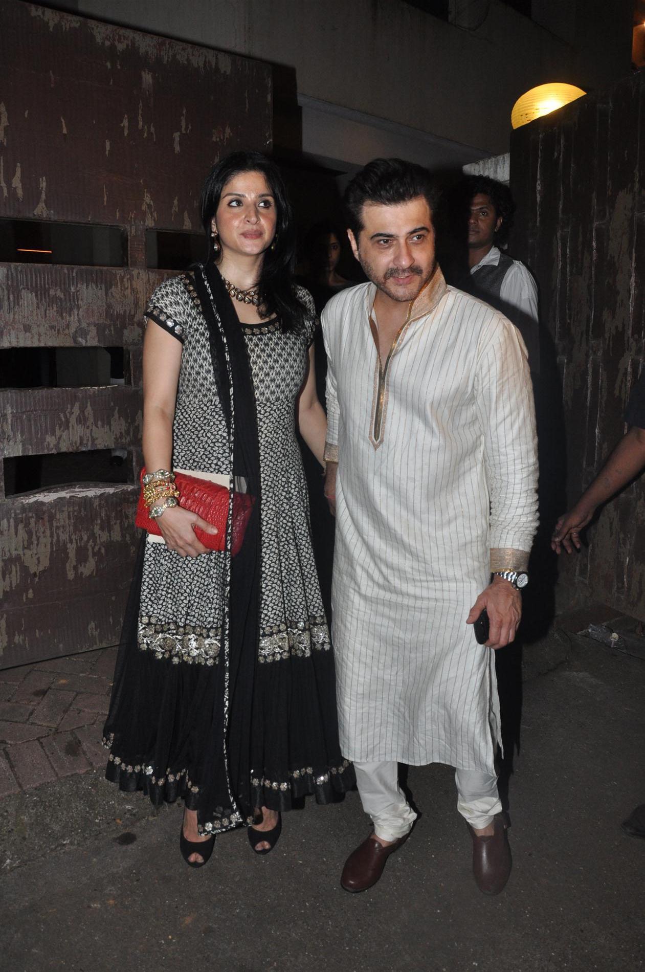 Sanjay Kapoor Wife :-Maheep Sandhu