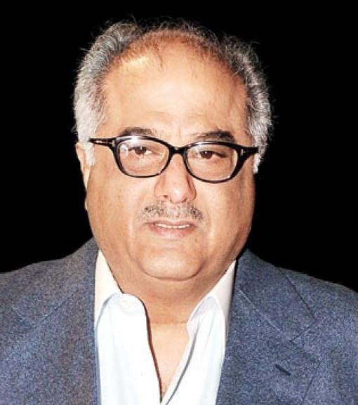 Sanjay Kapoor Boney Kapoor (Elder, Producer)