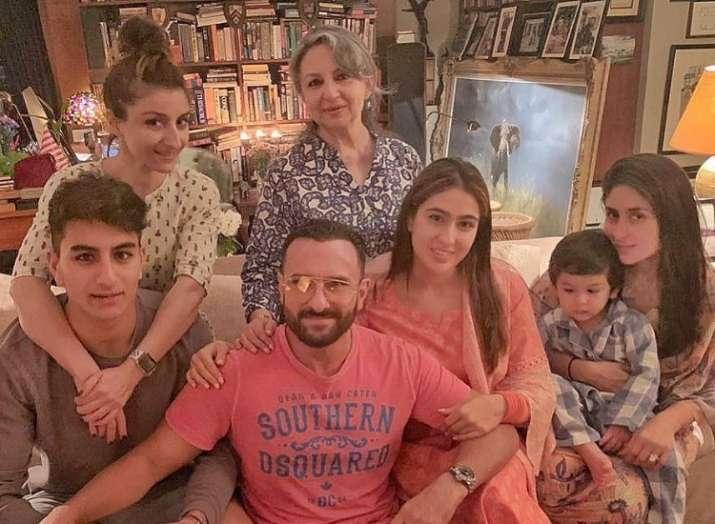 Sara Ali Khan Family: