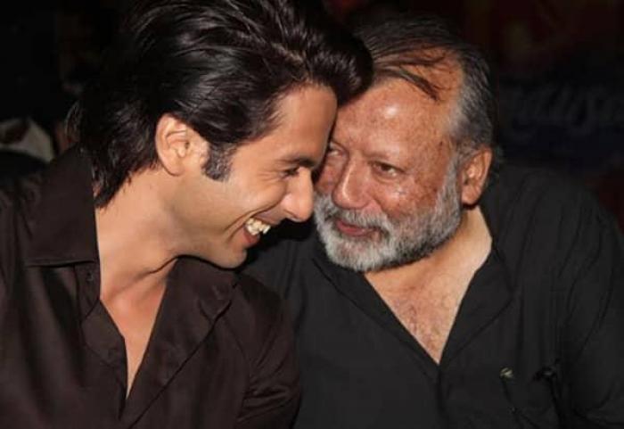 Shahid Kapoor father Pankaj Kapur
