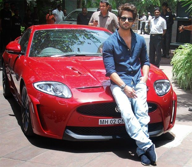 Shahid Kapoor Car Collection: