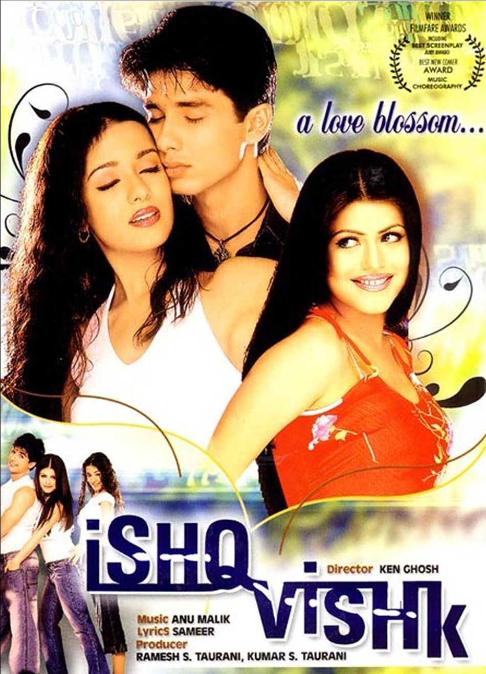 Shahid Kapoor Film: Ishq Vishq (2003)