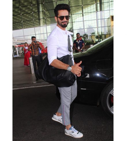 Shahid Kapoor Body Measurements, Height, & Weight: