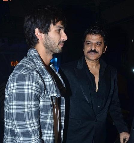 Shahid Kapoor Rajesh Khattar