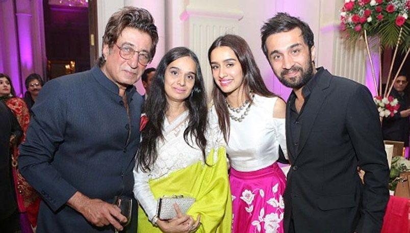 Shraddha Kapoor Family: