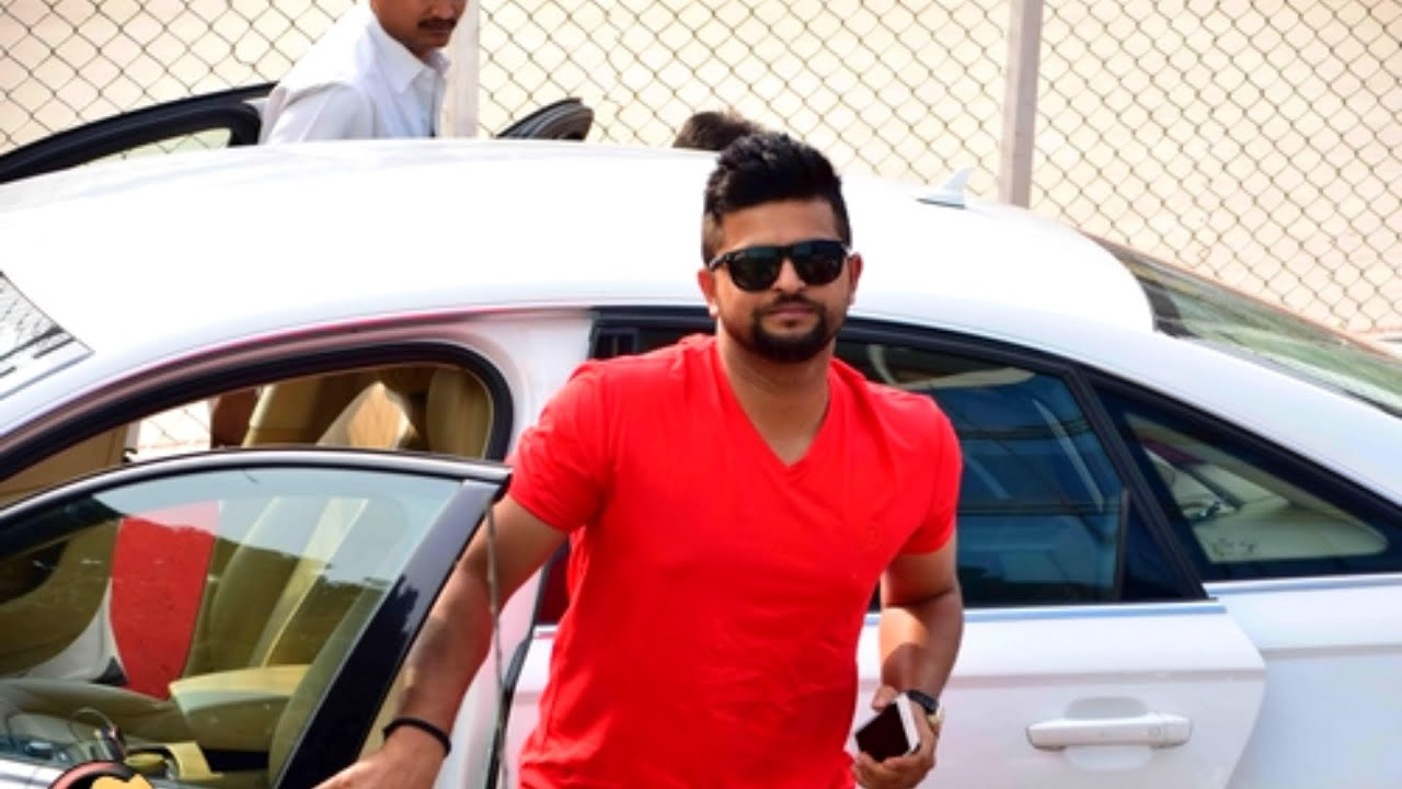 Suresh Raina Car Collection: