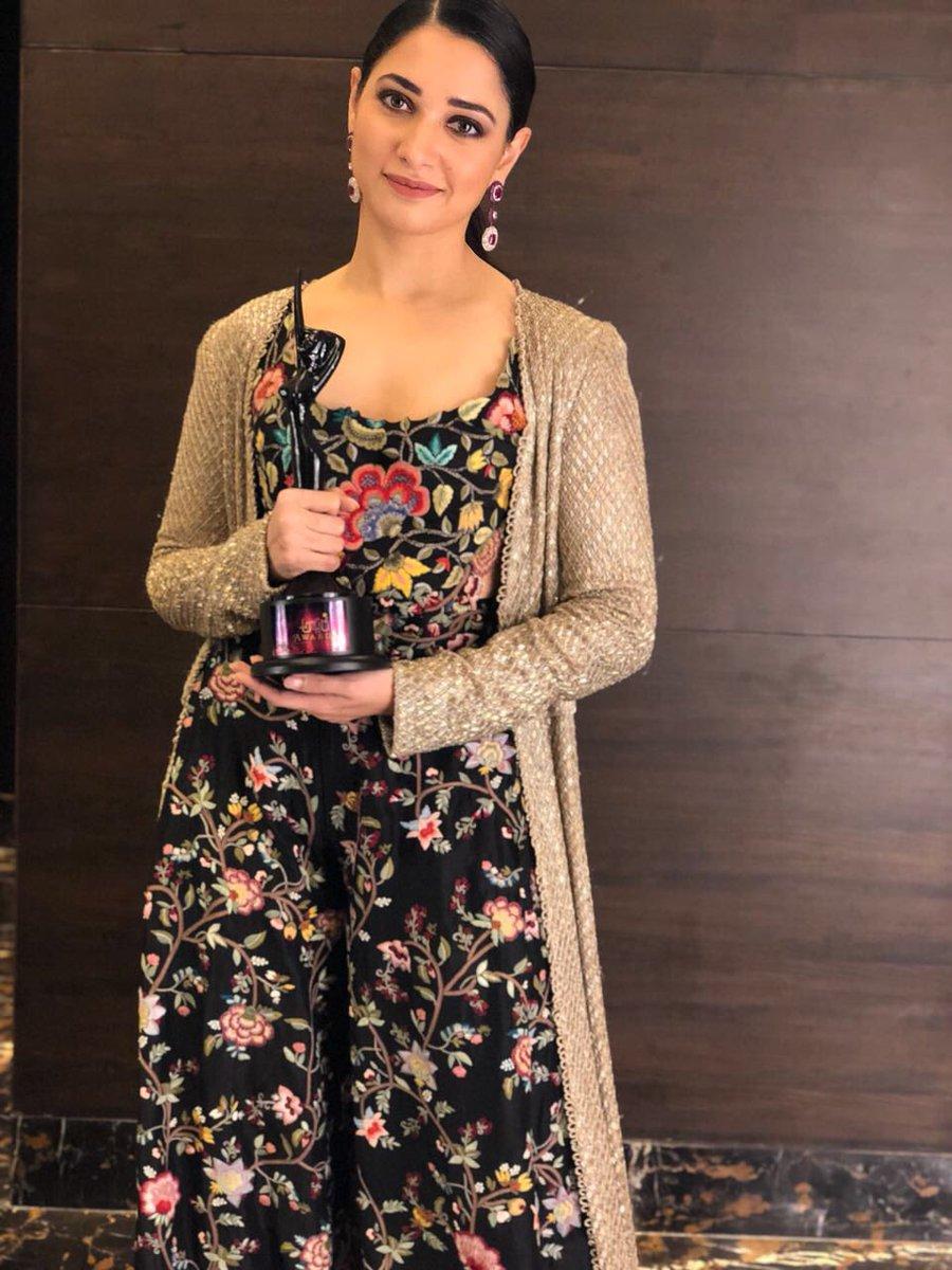 Tamannaah Bhatia Awards and Achievements: