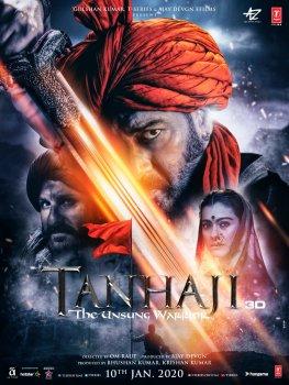 Bollywood Film - Taanaji: The Unsung Warrior (2019)