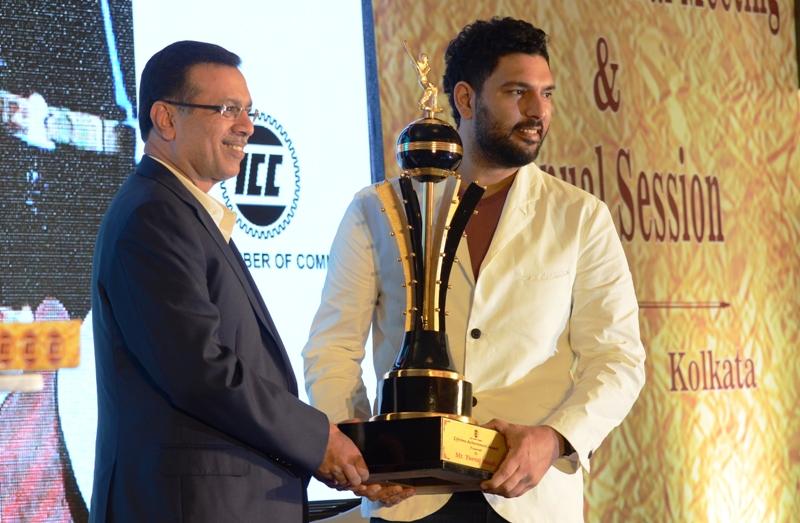 Yuvraj Singh Awards and Achievements: