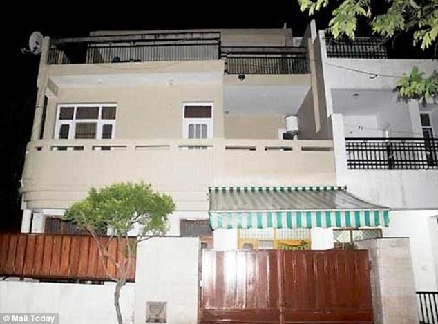 Yuvraj Singh House/Living: