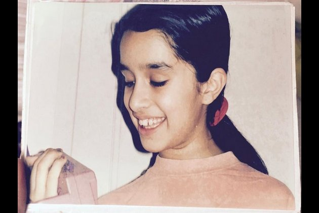 Childhood of Shraddha Kapoor: