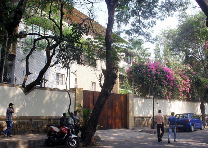 Dharmendra House
