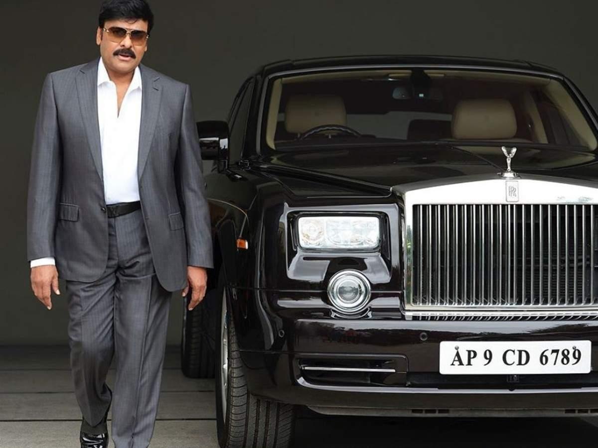 chiranjeevi Car Collection: