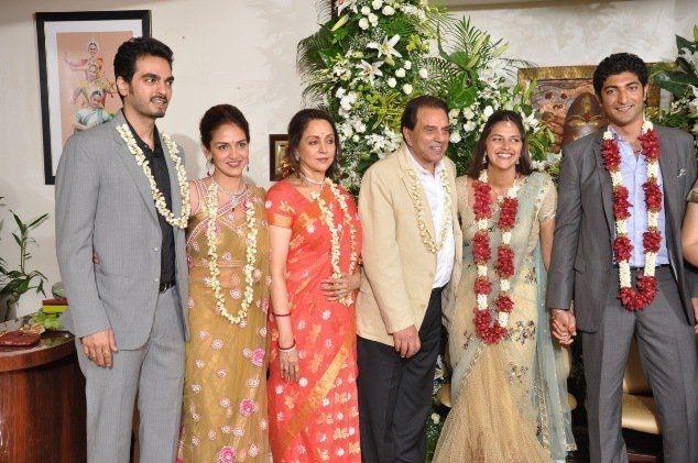 hema malini Family: