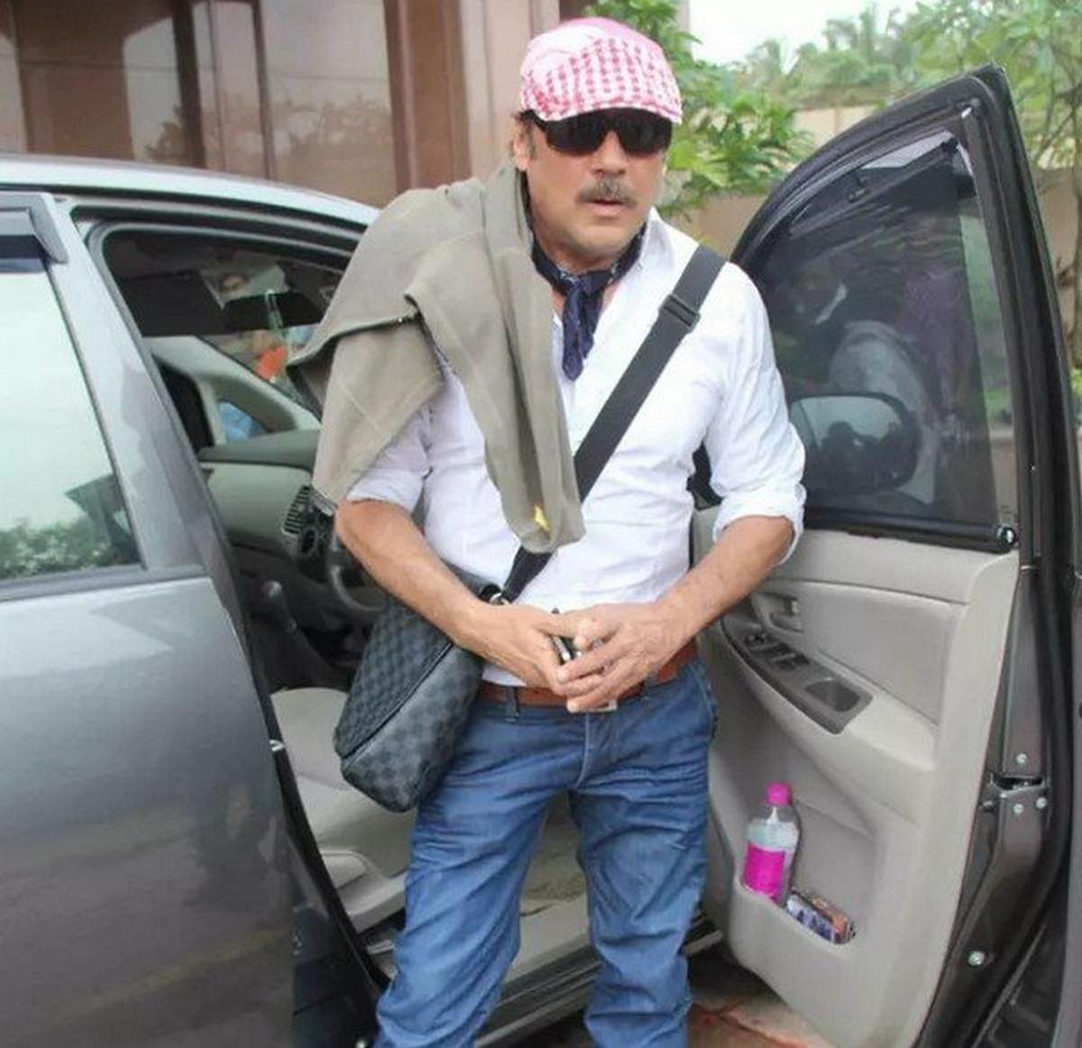 jackie shroff Car Collection: