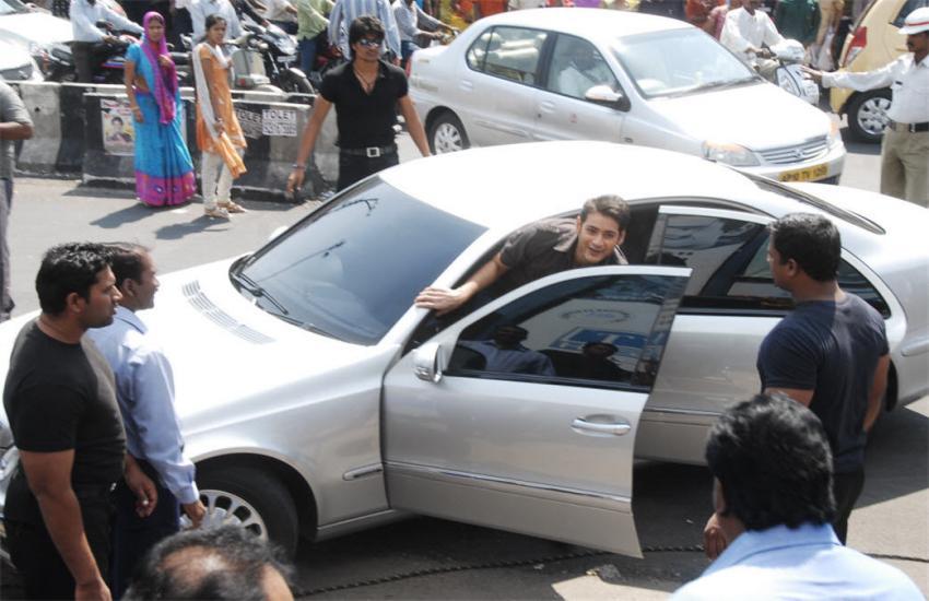 mahesh_babu Car Collection: