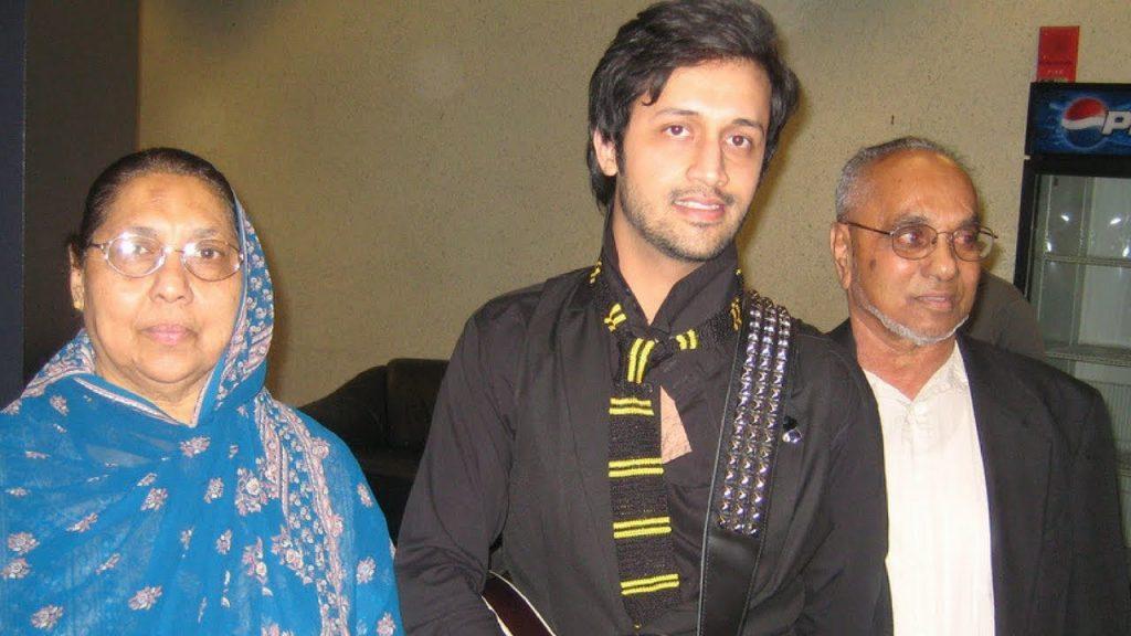 Father :-Muhammad Aslam Mother :-Rehana Shaheen