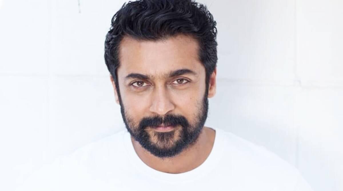 Actor Suriya image