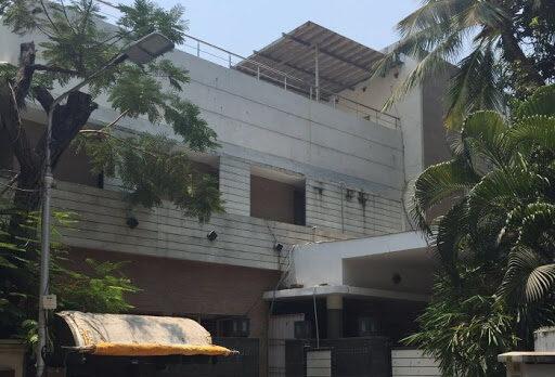 Raghava Veera Avenue of Poes Garden.