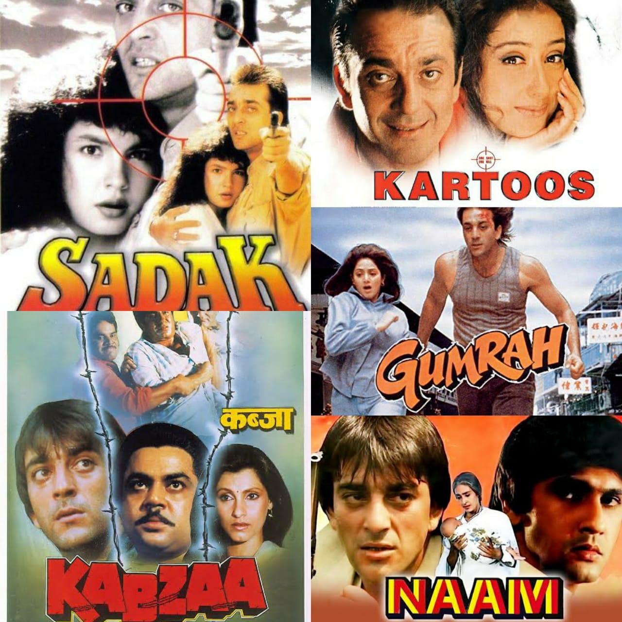 anjay-Dutt films