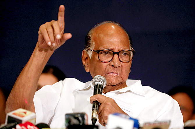 About Sharad Pawar