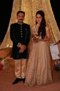 Disha Vakani husband
