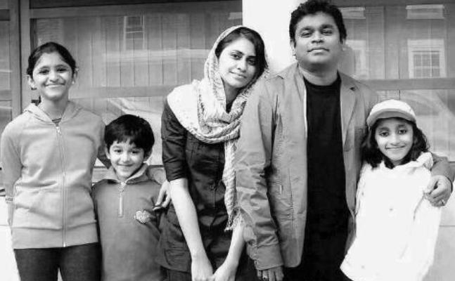 A. R. Rahman Family: